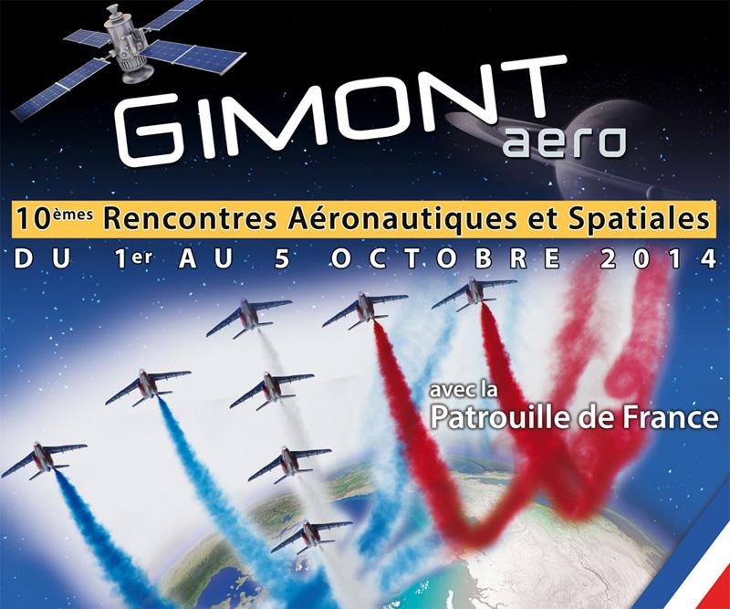programme rencontres aéronautiques gimont