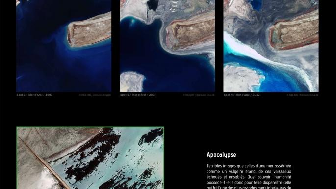 [1993-2013] Mer d'Aral