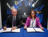 [#SpaceBourget17] Le CNES soutient la recherche juridique pour « Inventer l'espace de demain »