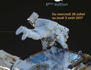 Affiche du festival « Le Ciel sur Cordes » 2017