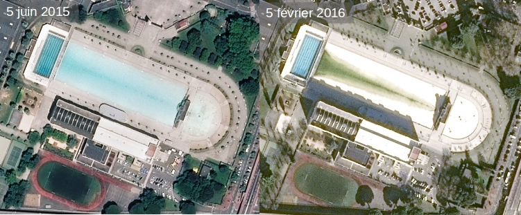 Cnes stadium de toulouse le 39 39 petit wembley 39 39 for Alfred nakache piscine