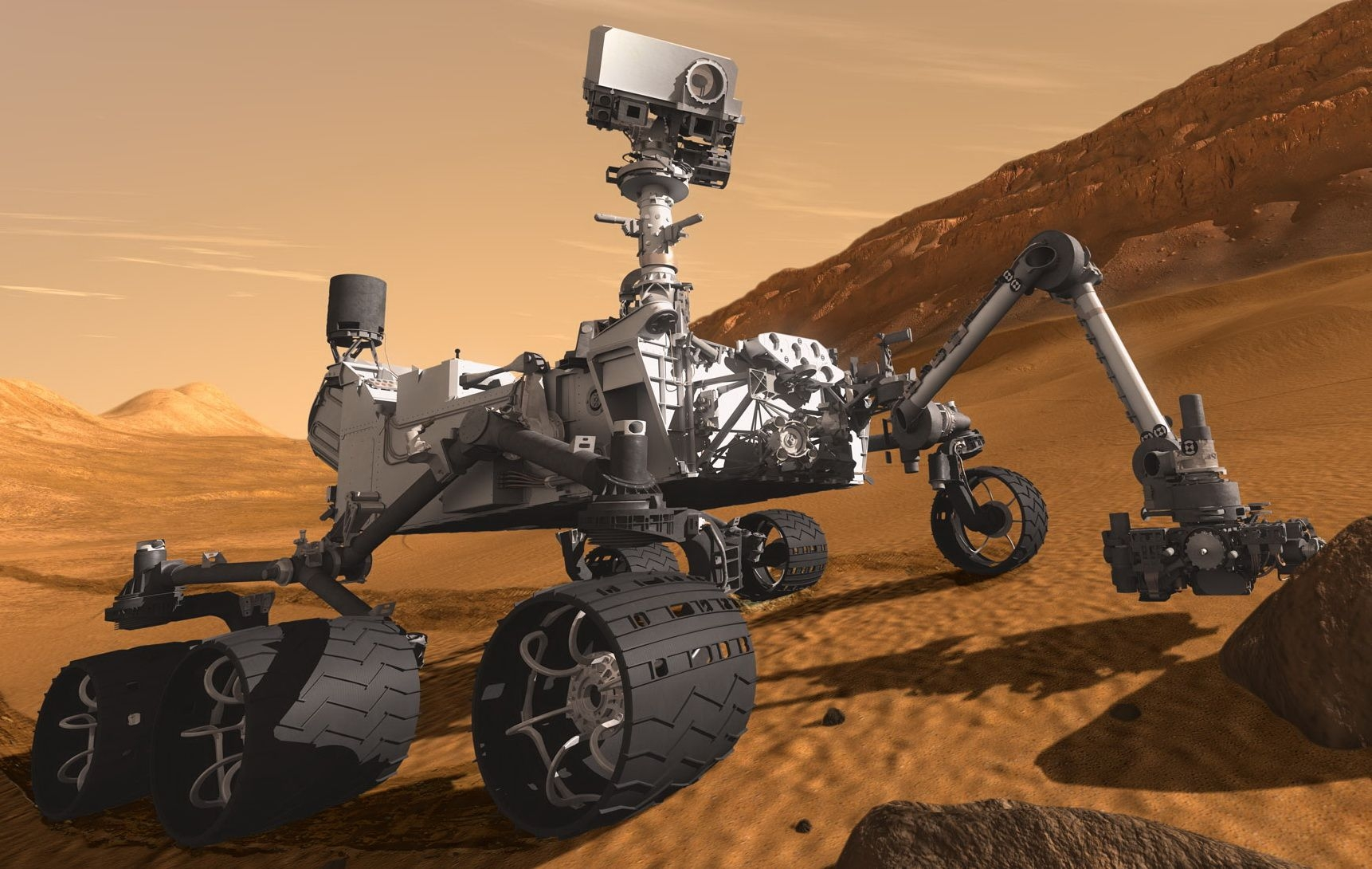 [En ligne] La France sur Mars