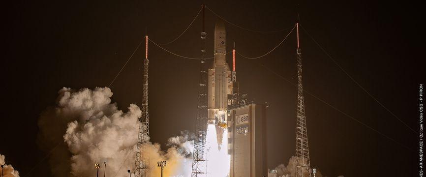 [DIRECT] Lancement d'Ariane 5 VA255 le 24 octobre