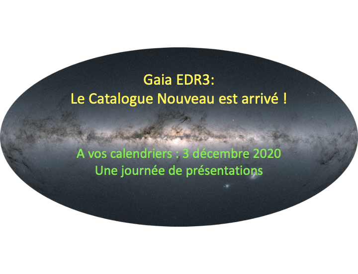 Jeudi 3 décembre, le catalogue Gaia nouveau arrive !