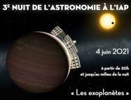 3ème nuit de l'astronomie