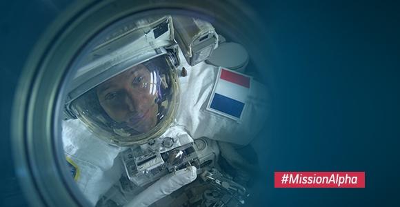 [LIVE] Suivez en direct les sorties de Thomas Pesquet dans l'espace !