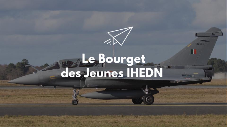 Le Bourget des Jeunes IHEDN du 14 au 19/06/21