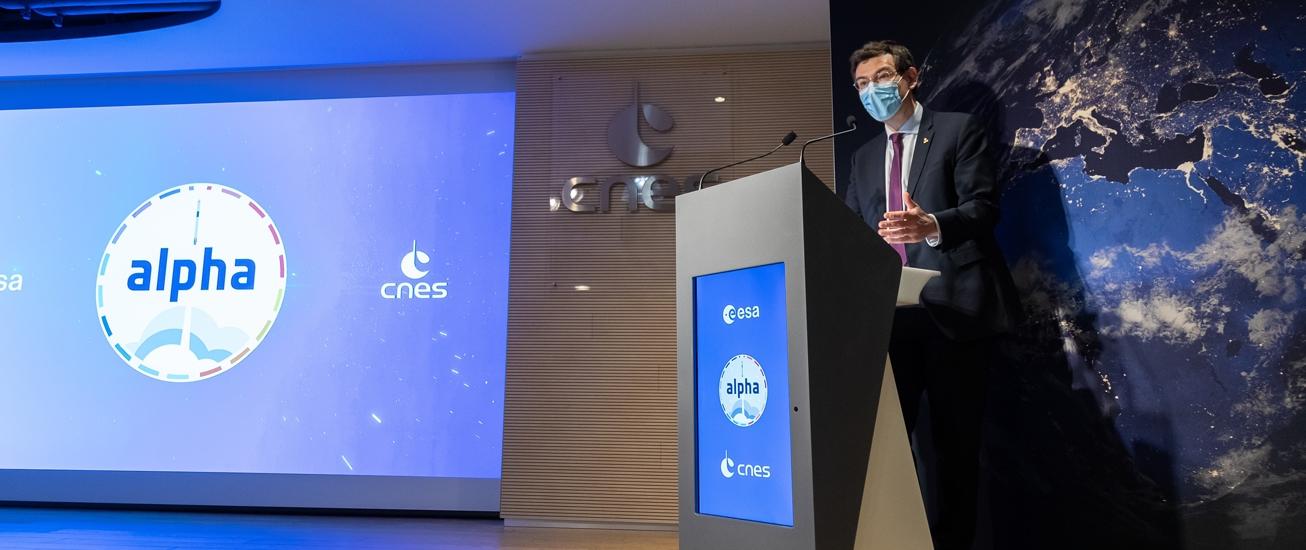 Bienvenue sur l'espace Presse du CNES