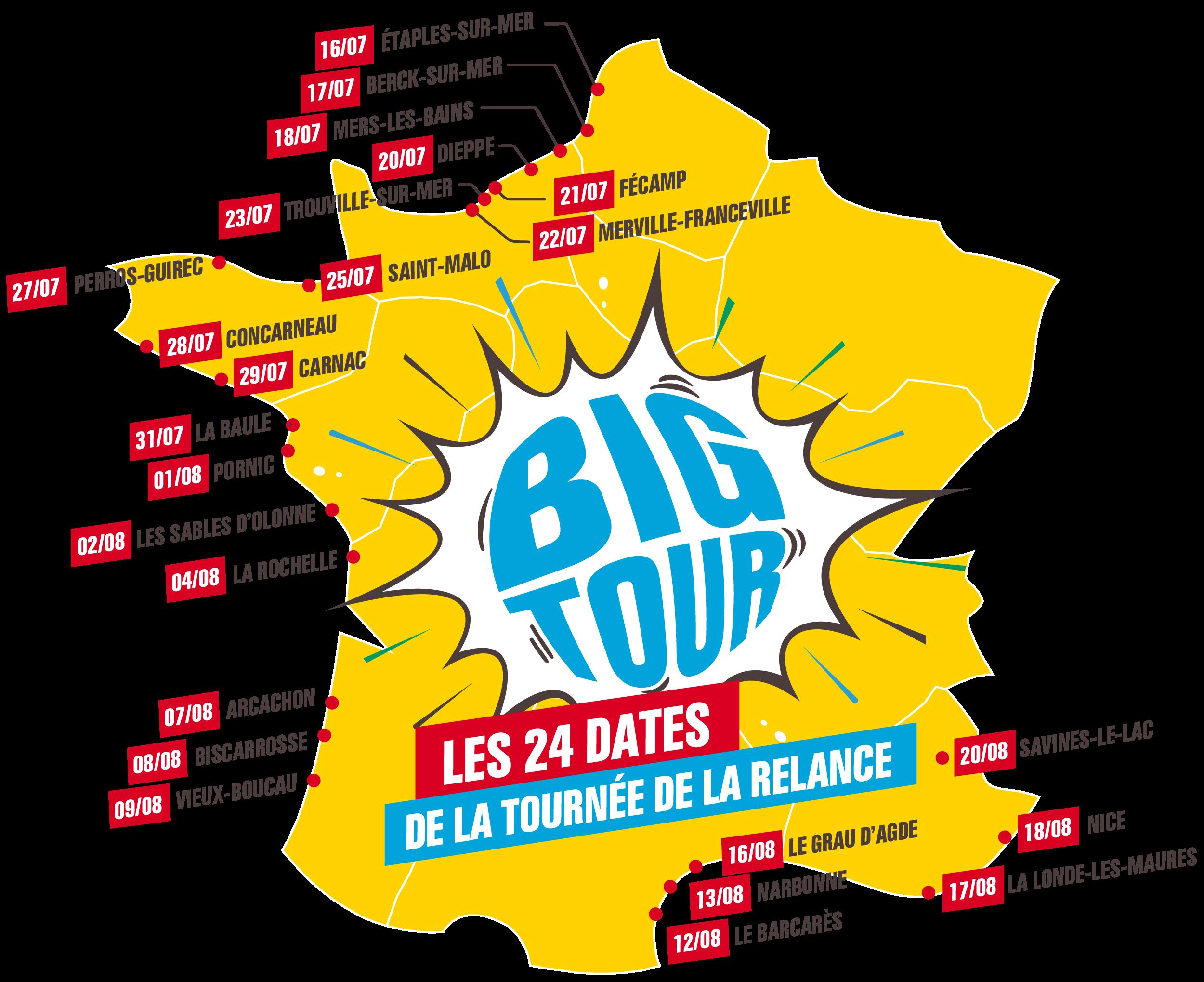 [Tournée] Big Tour 2021