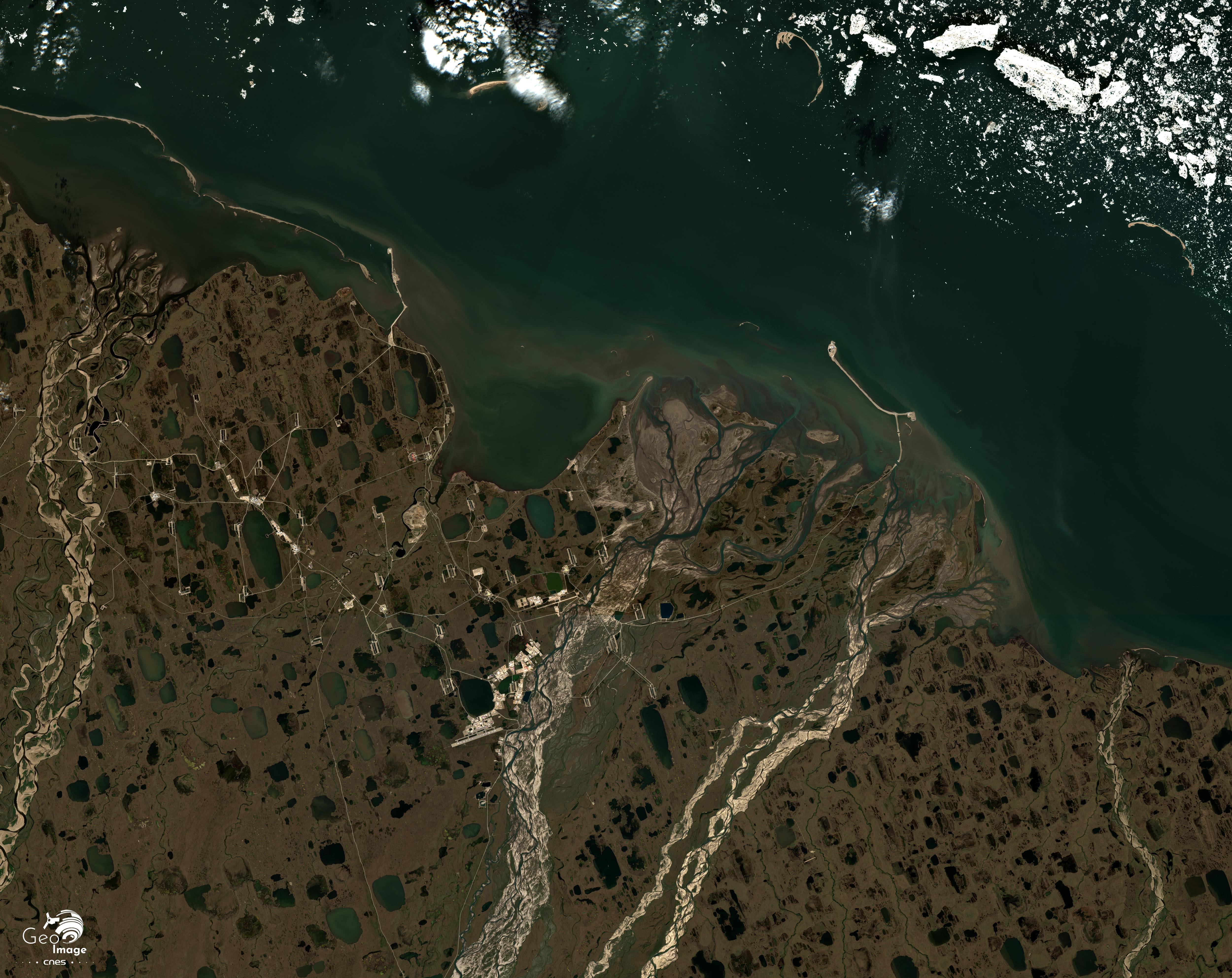 États-Unis. Alaska : Prudhoe Bay, les hydrocarbures du Grand Nord entre épuisement, relance et développement durable