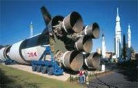 US Space & Rocket Center.