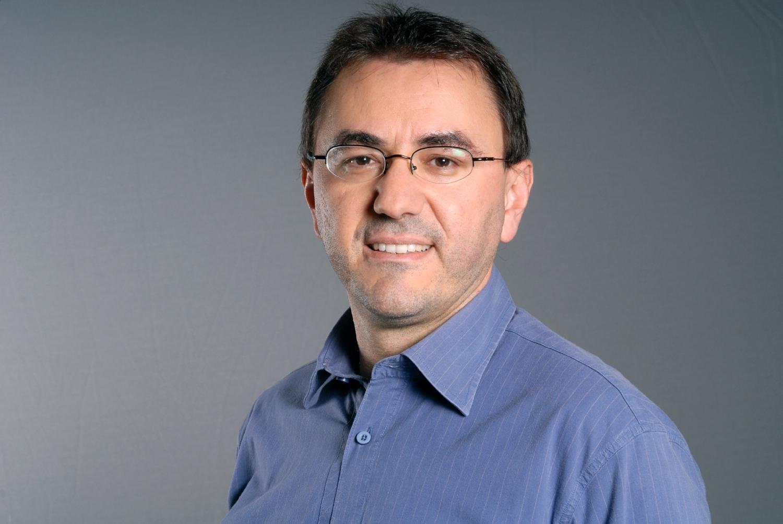 François Bermudo, SMOS Project Leader at CNES. Credits: CNES/E.Grimault.