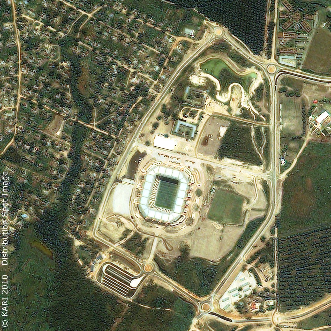 Mbombela Stadium - Nelspruit