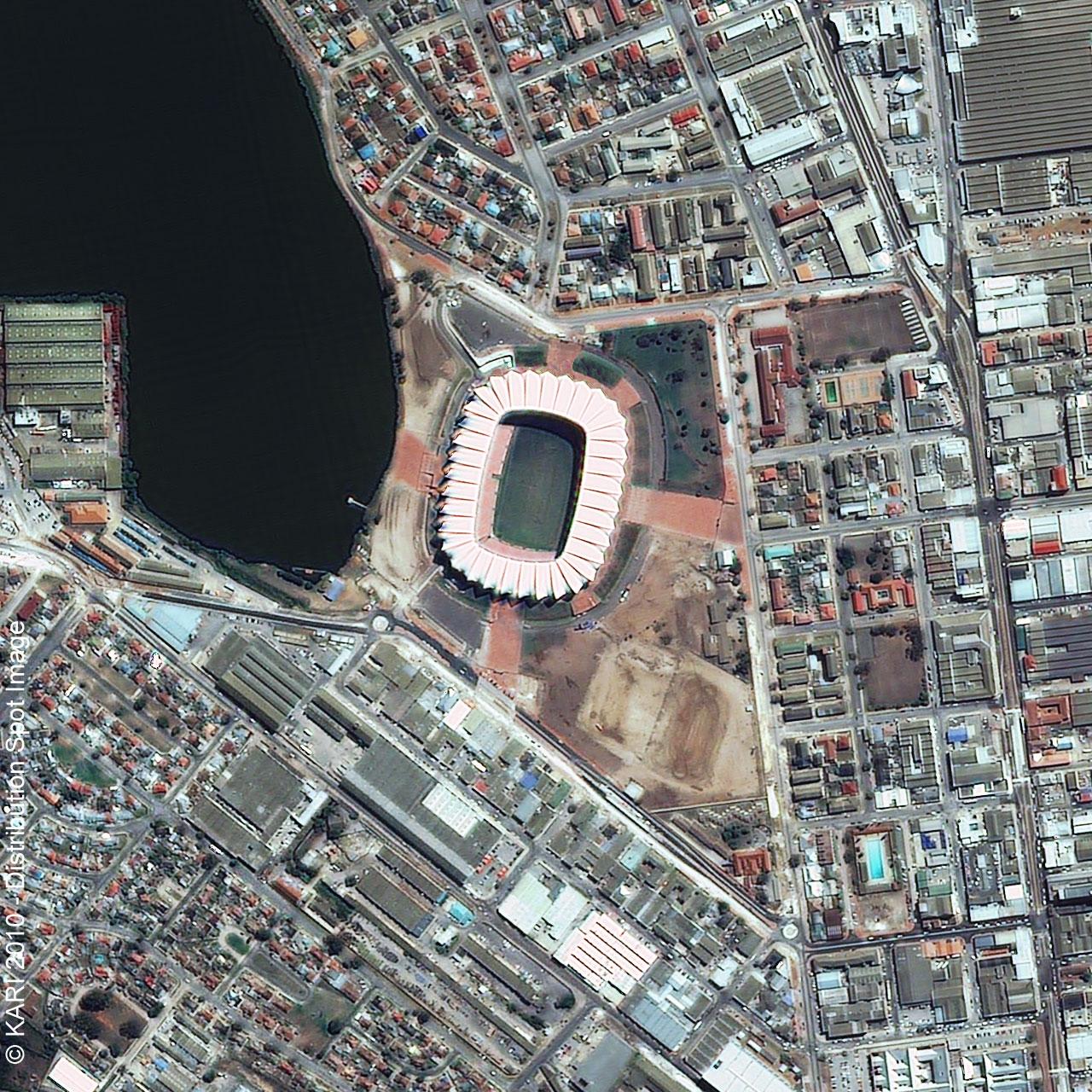 Port Elizabeth Stadium - Nelson Mandela Bay/Port Elizabeth