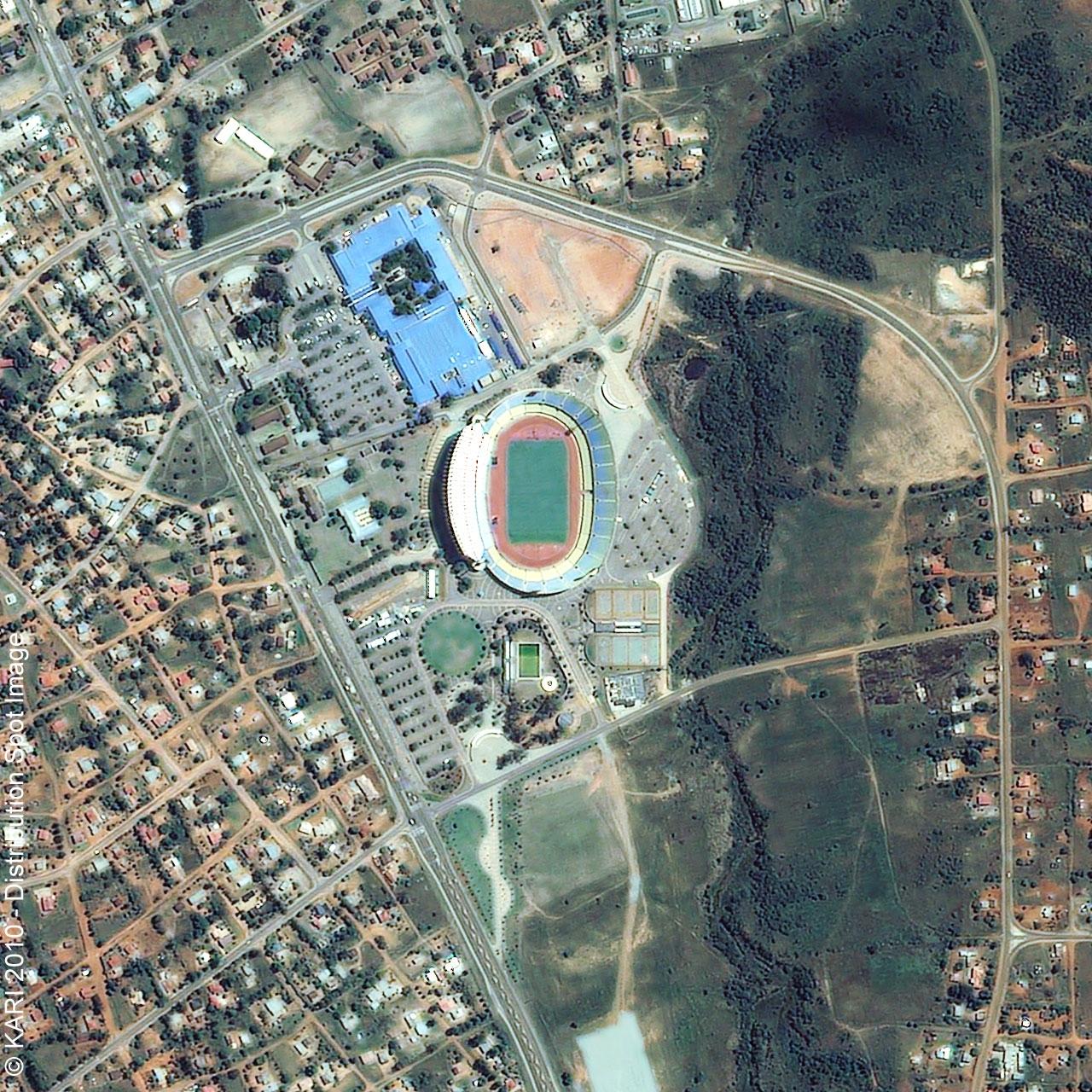 Royal Bafokeng Stadium - Rustenburg