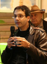 Hervé Cottin. Crédits : Sacha QS / imarginal.com