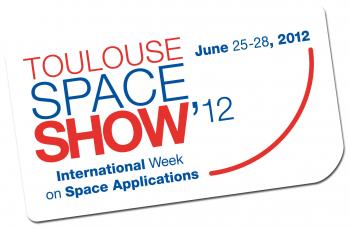 Toulouse Space Show du 25 au 28 juin à Toulouse. Crédits : TSS2012.