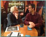 Yannick Mellier et Olivier La Marle
