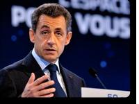 Discours de Nicolas Sarkozy