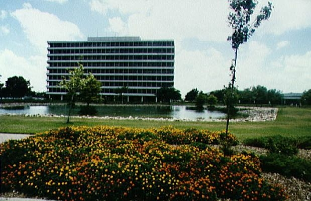 Johnson Space Center (crédit NASA)