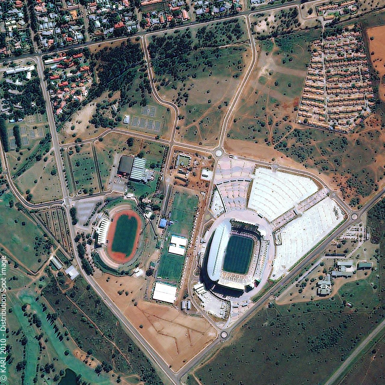 Peter Mokaba Stadium - Polokwane