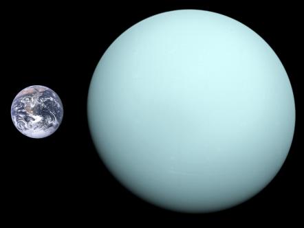 Uranus, trente ans après
