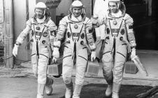 Jean-Loup Chrétien, 1er astronaute français