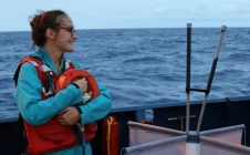 Audrey Hasson, post-doctorante CNES reçoit une bourse « L'Oréal-UNESCO, pour les Femmes et la Science »