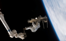 ISS : sortie extravéhiculaire