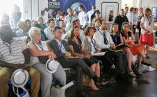 Salon du Bourget 2017 : tables rondes du CNES