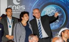 [#SPACEBOURGET17] Le CNES met à l'honneur les champions de la valorisation