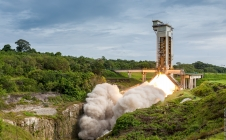 [ARIANE 6] New P120C engine successfully tested