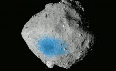 MA-9: MASCOT's landing site on asteroid Ryugu