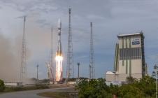 [Replay] Soyuz VS22 launch 04/04/19