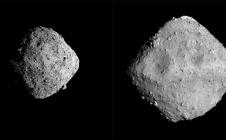 Ryugu et Bennu, un peu plus près des astéroïdes