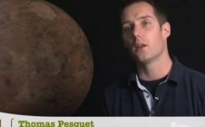 Entraînement médical de Thomas Pesquet