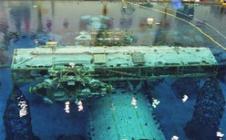 Maquette de l'ISS