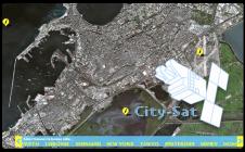 City-Sat : les villes du mondes vues par Spot