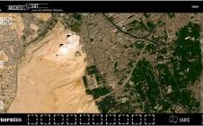 Des satellites archéologues