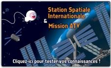 Quiz : ISS et mission ATV