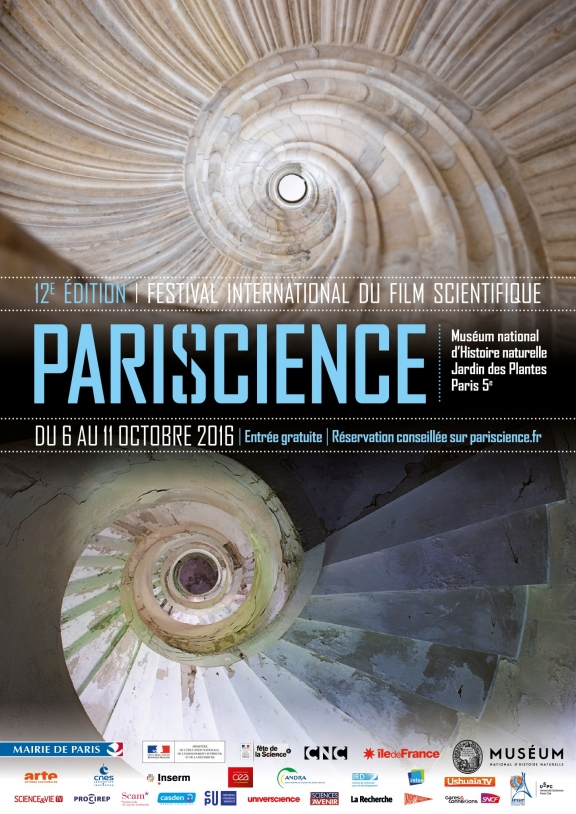 Pariscience 2016 - 12e édition