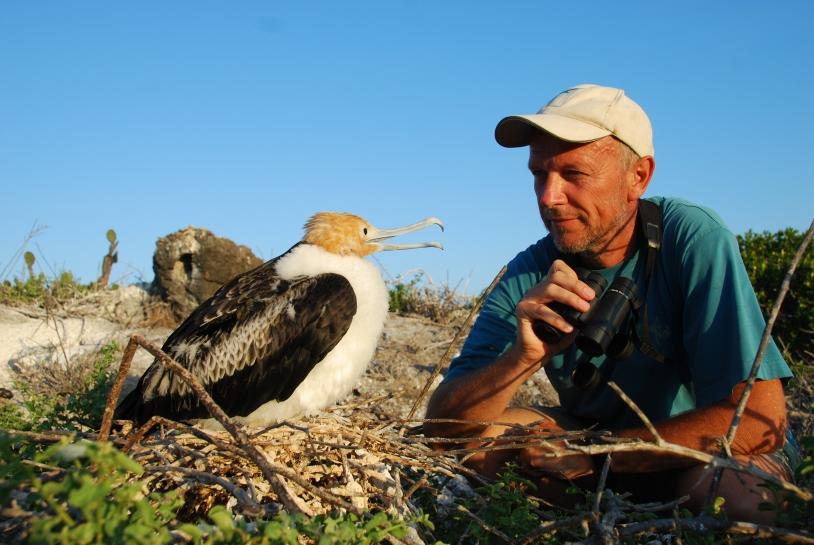 Henri Weimerskirch & les albatros
