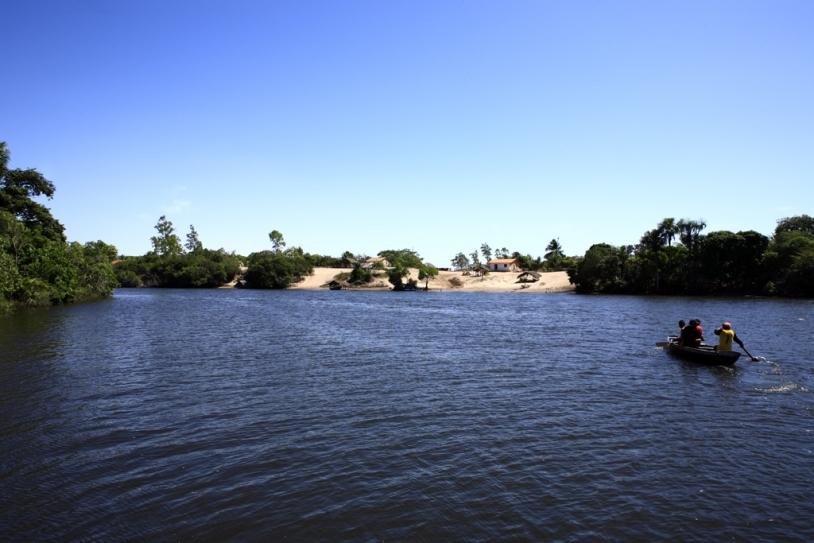 Vue de Guyane