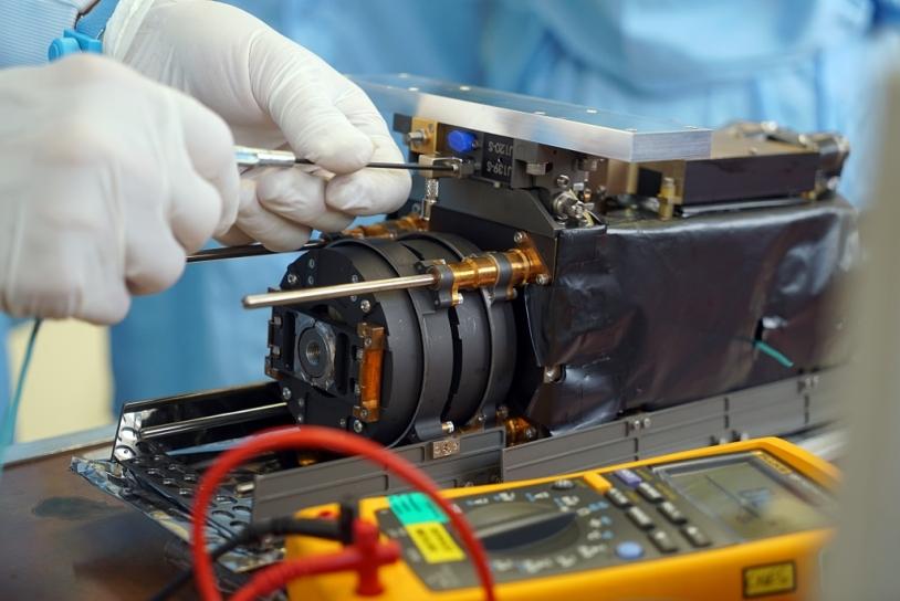 Instrument RPW de la mission Solar Orbiter
