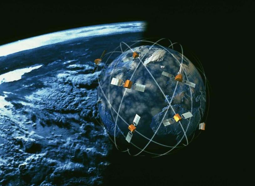 Illustration de la constellation Skybridge