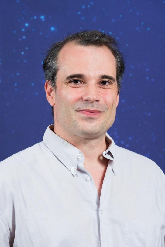 Eric Morand, coordinateur des activités IA au CNES