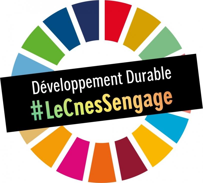 Des actions à suivre sur les réseaux sociaux : #LeCnesSengage