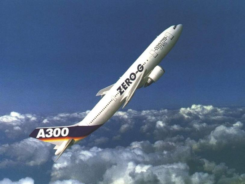 L'Airbus A300 Zéro-G. Crédits : Airbus Industries