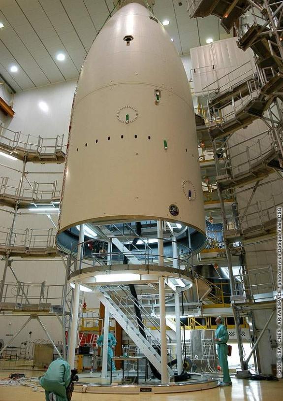 Crédits : ESA/CNES/Arianespace