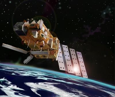 IASI, embarqué sur le satellite MetOp ; crédits Esa
